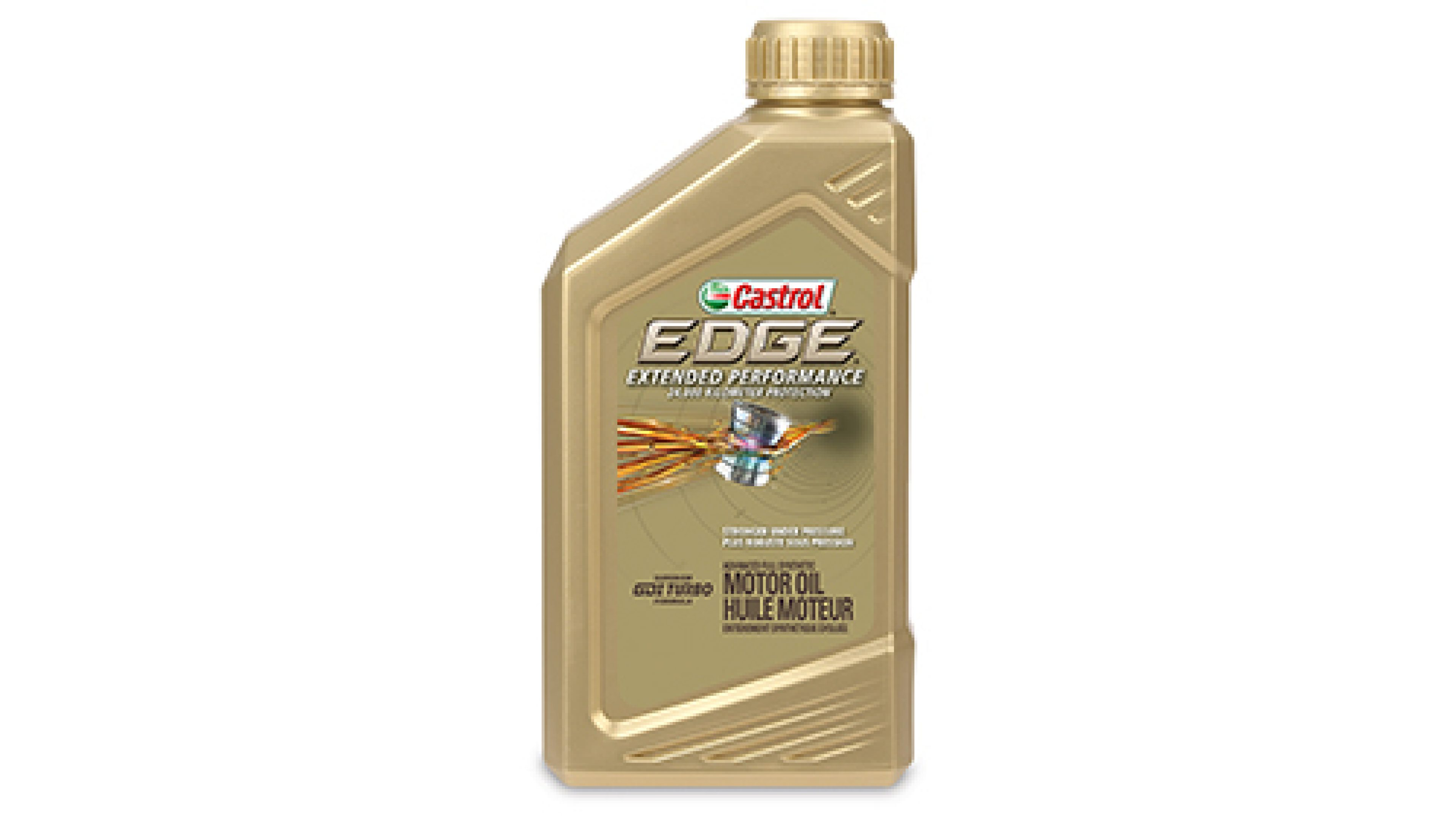 Castrol EDGE Extended Performance Motor Oil