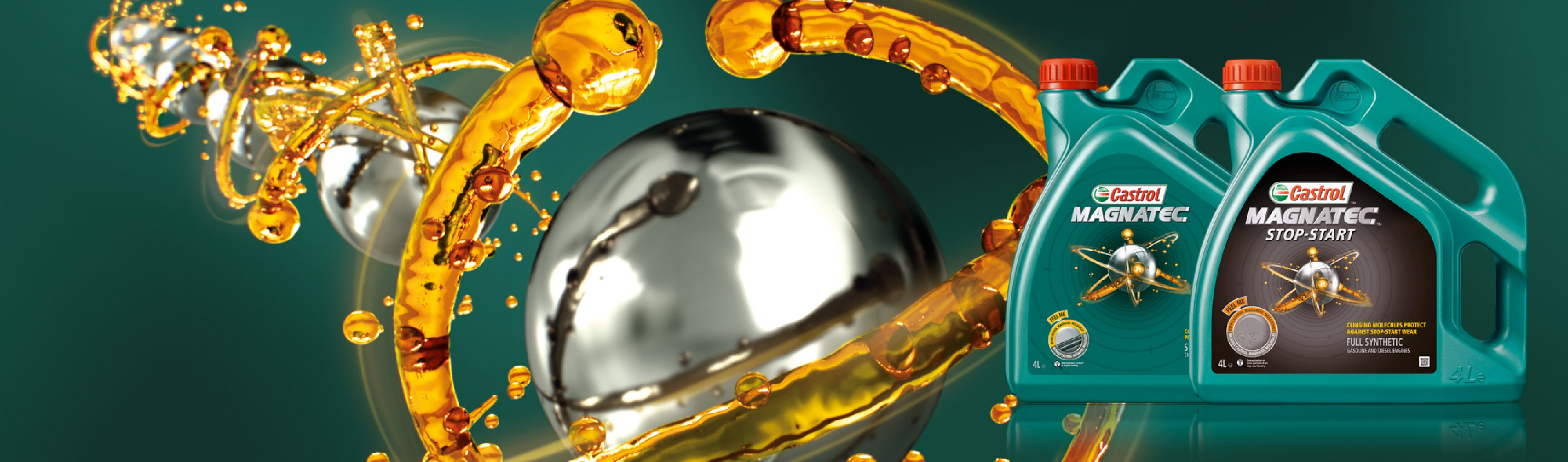 Castrol MAGNATEC Engine Oils