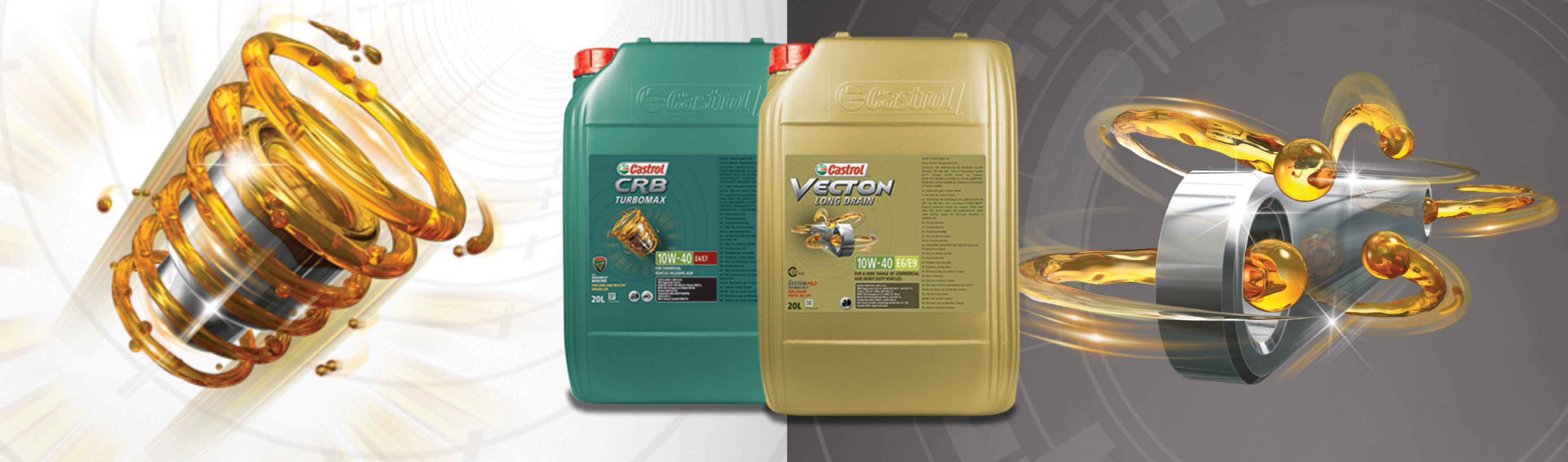 Commercial Vehicle Engine Oil Brands