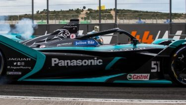 PANASONIC JAGUAR RACING FORMULA E TEAM AND CASTROL PARTNER FOR THE FUTURE OF ELECTRIC VEHICLE TECHNOLOGY