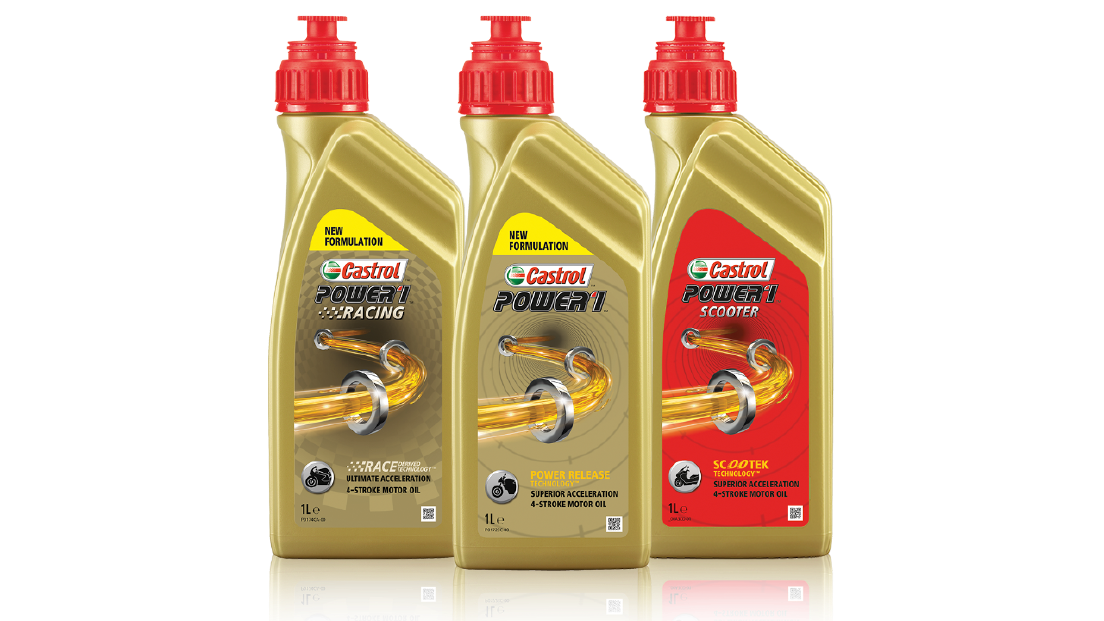 Motorcycle Engine Oils