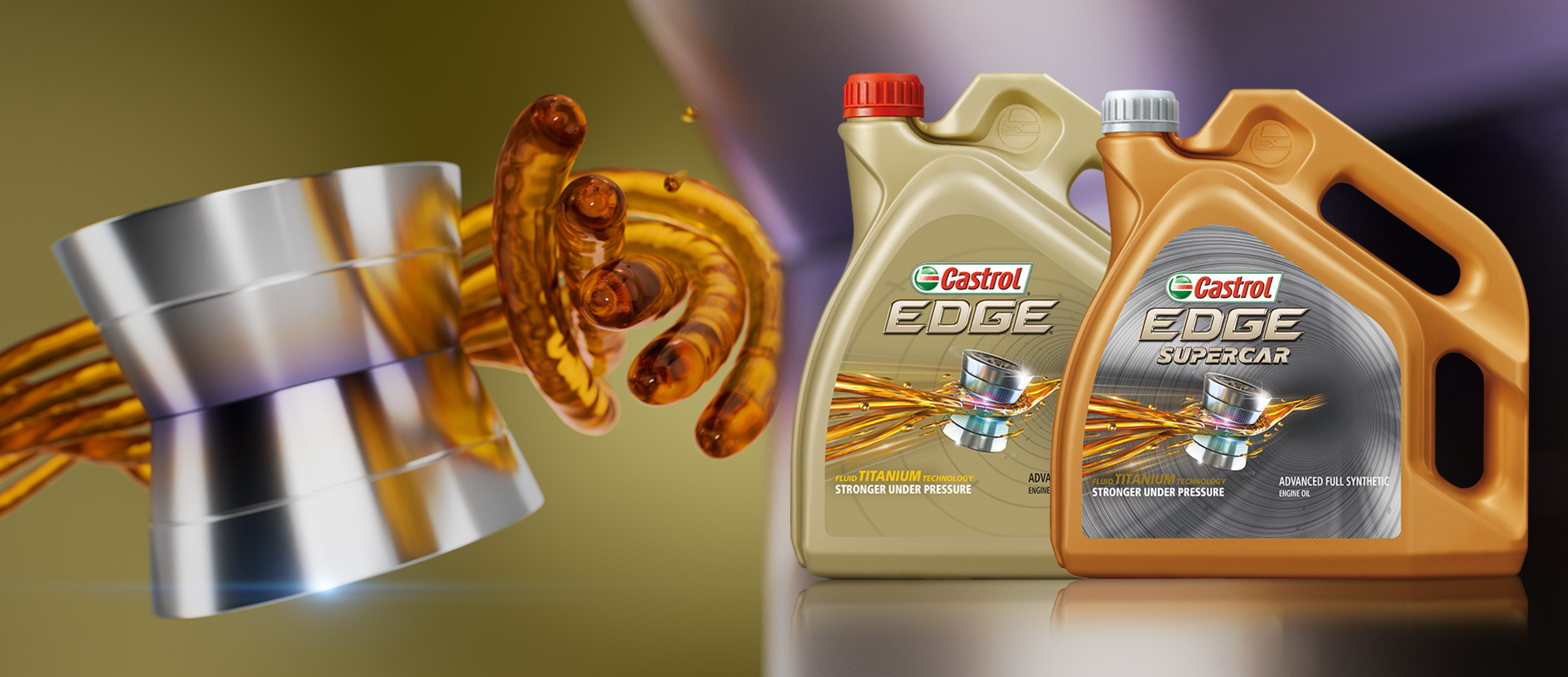 Castrol EDGE Products