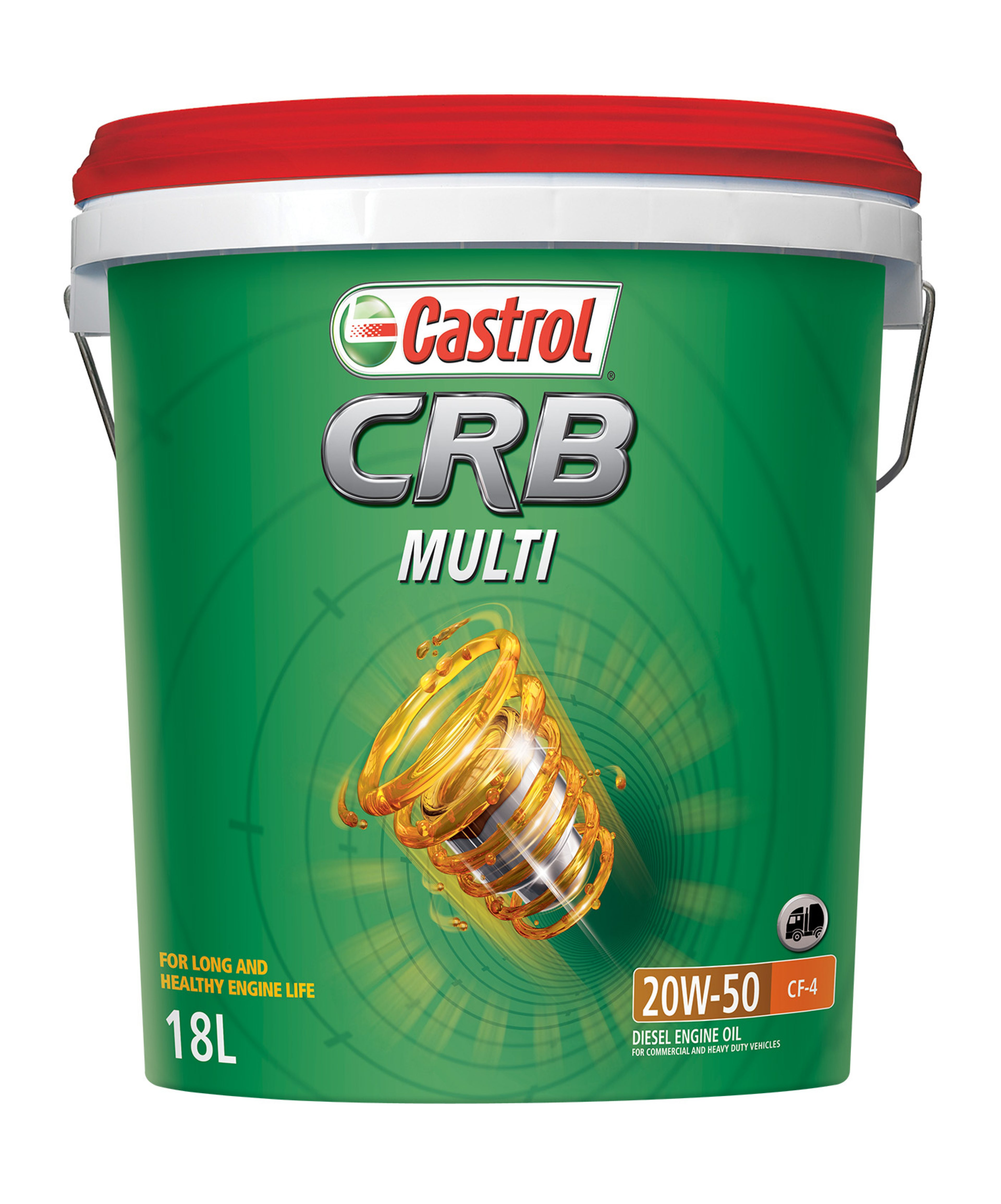 CASTROL CRB | HEAVY COMMERCIAL VEHICLE OIL & FLUIDS | Home