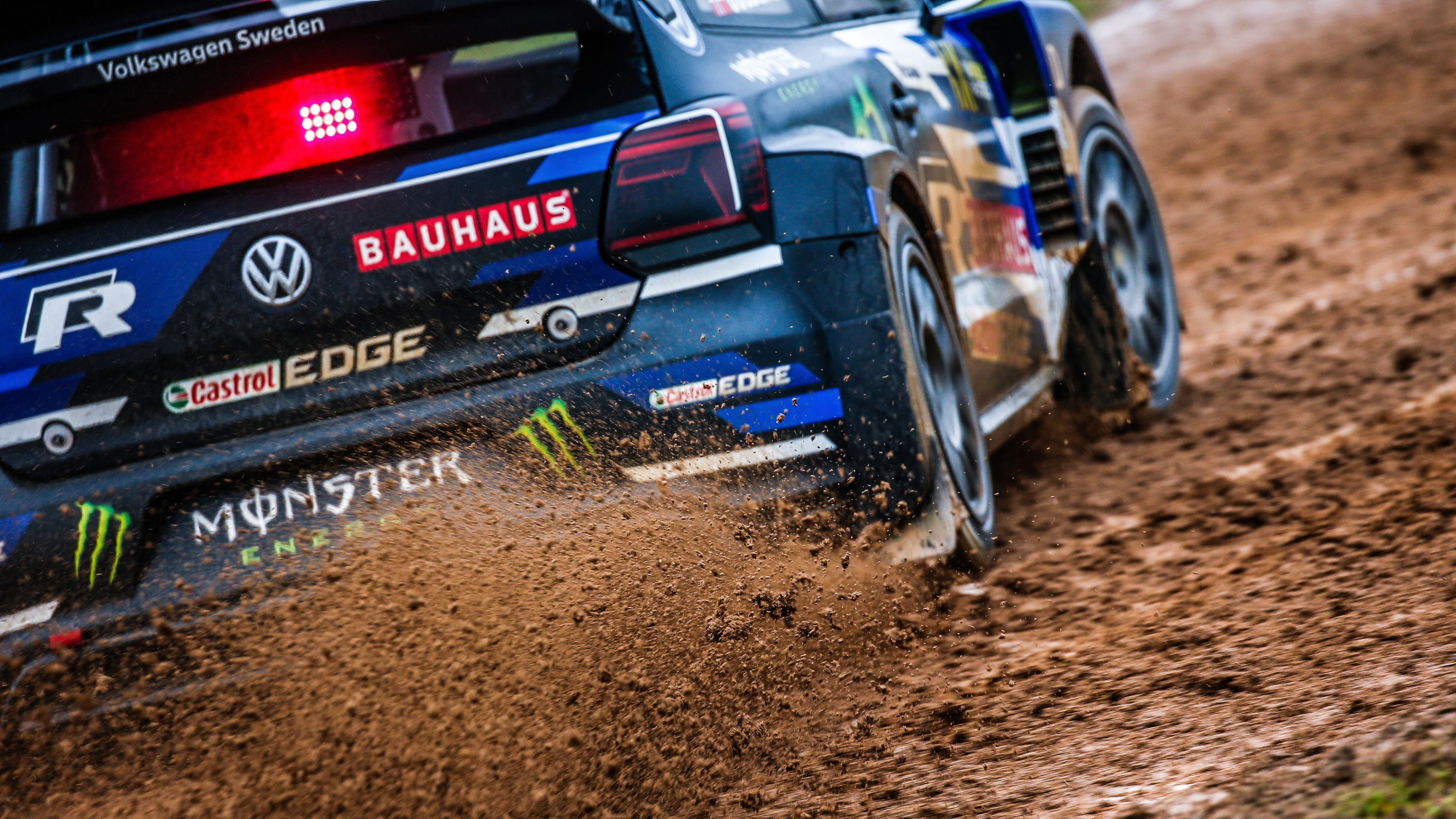 FIA World Rallycross Championship 2018 / Round 01, Barcelona / 13-15 April 20187 // Worldwide Copyright: PSRX Volkswagen