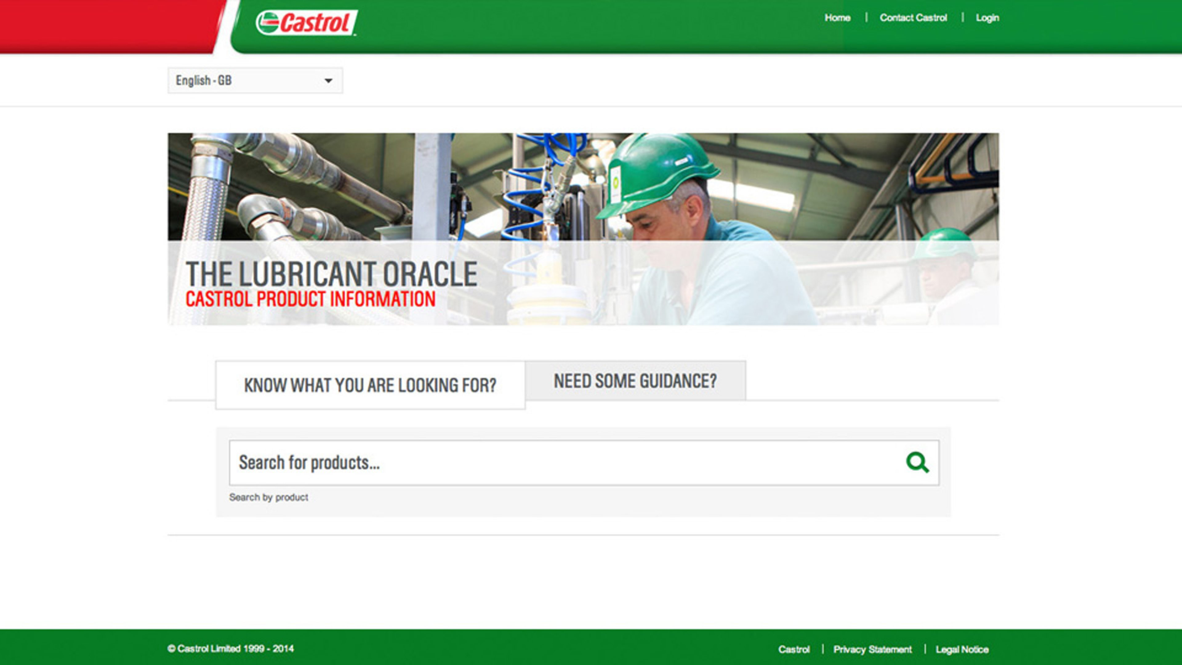 Castrol Directory of Marine Services