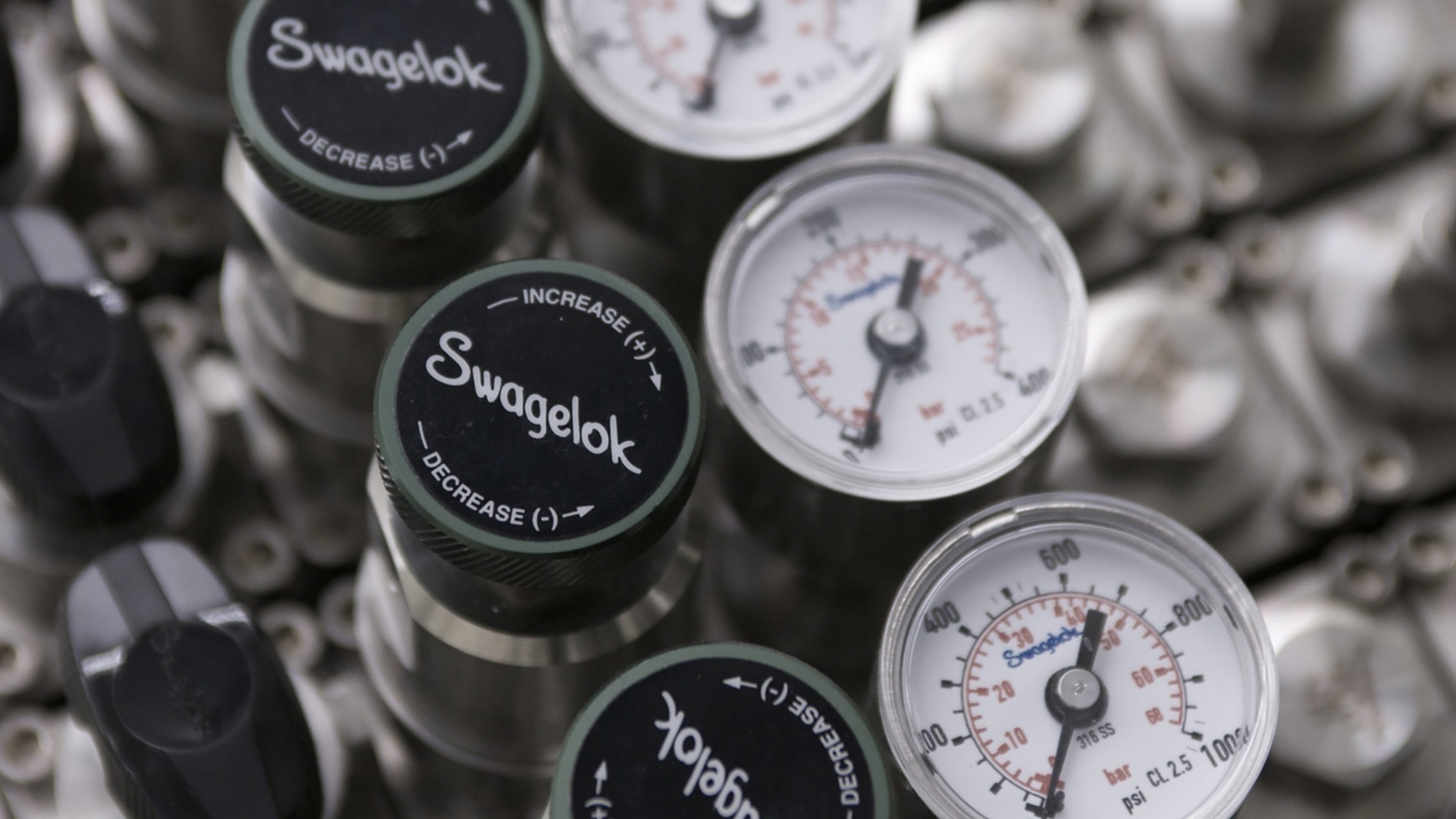 Swagelok Gas Blocks