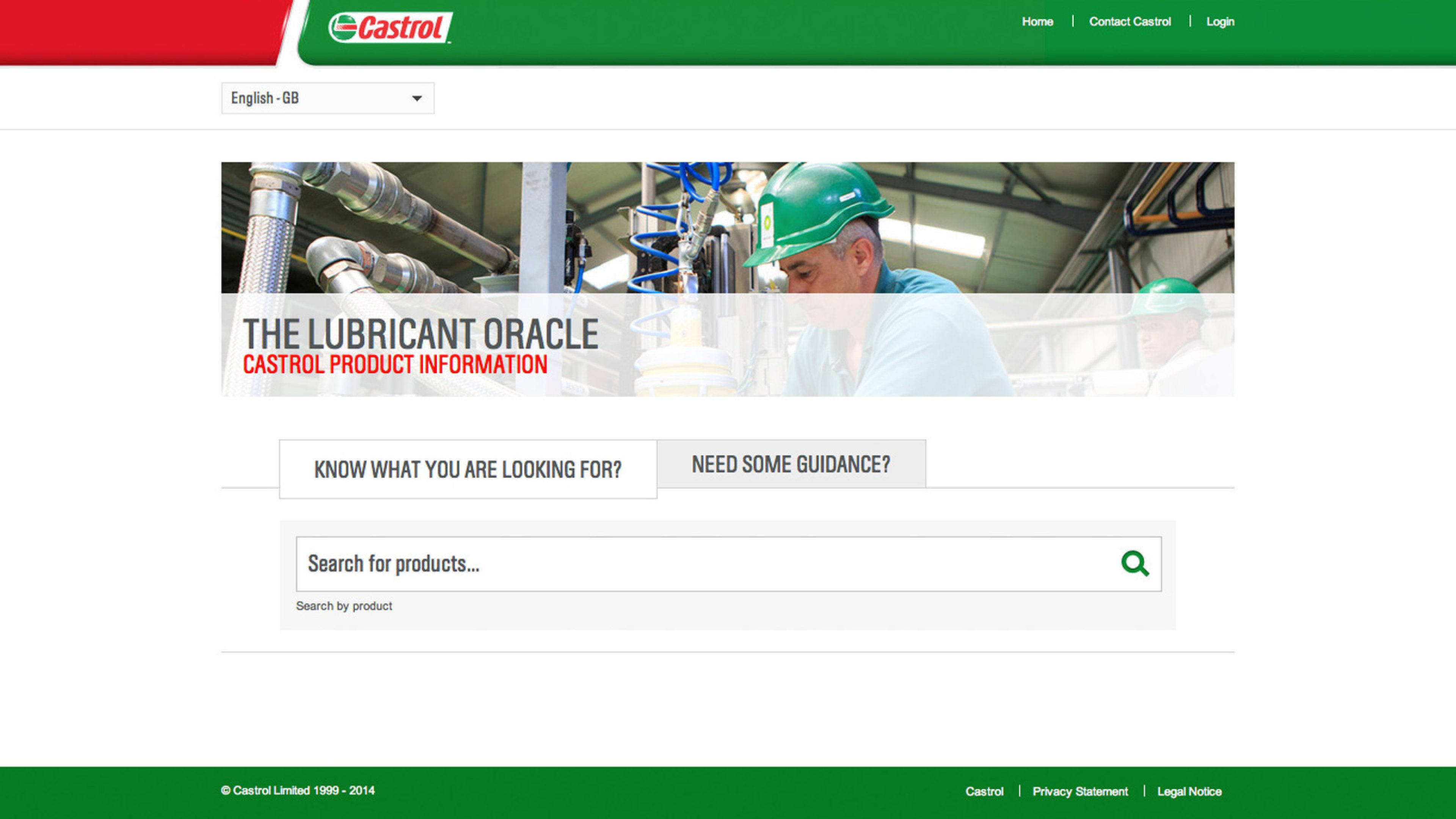 The Lubricant Oracle