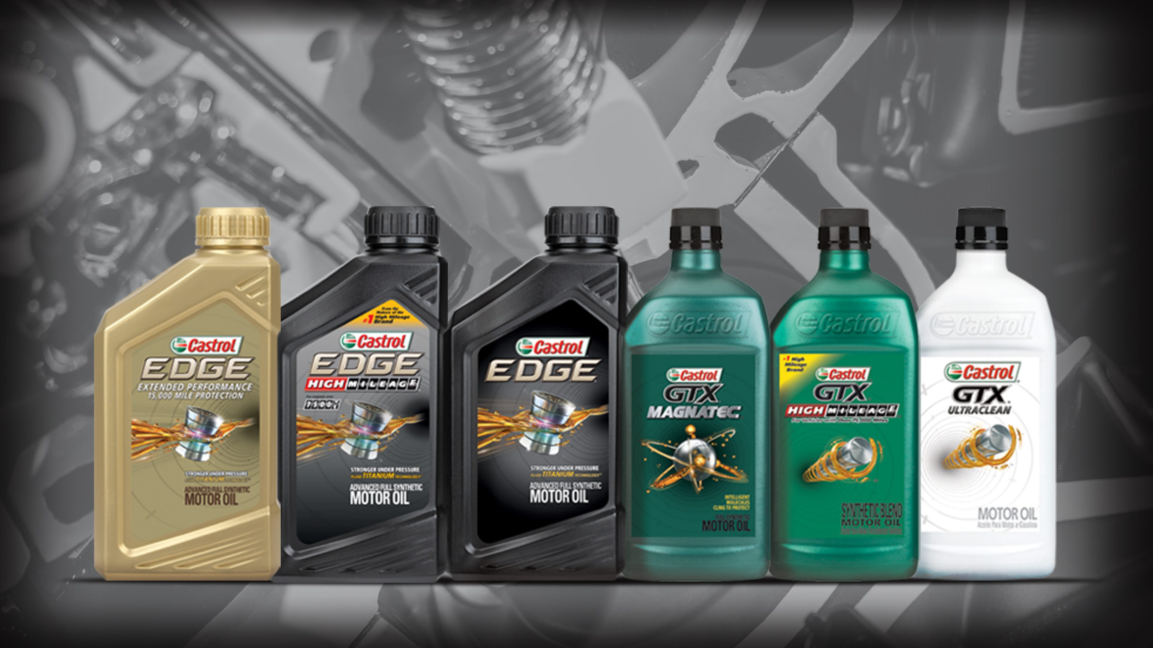 Motor Engine Oils