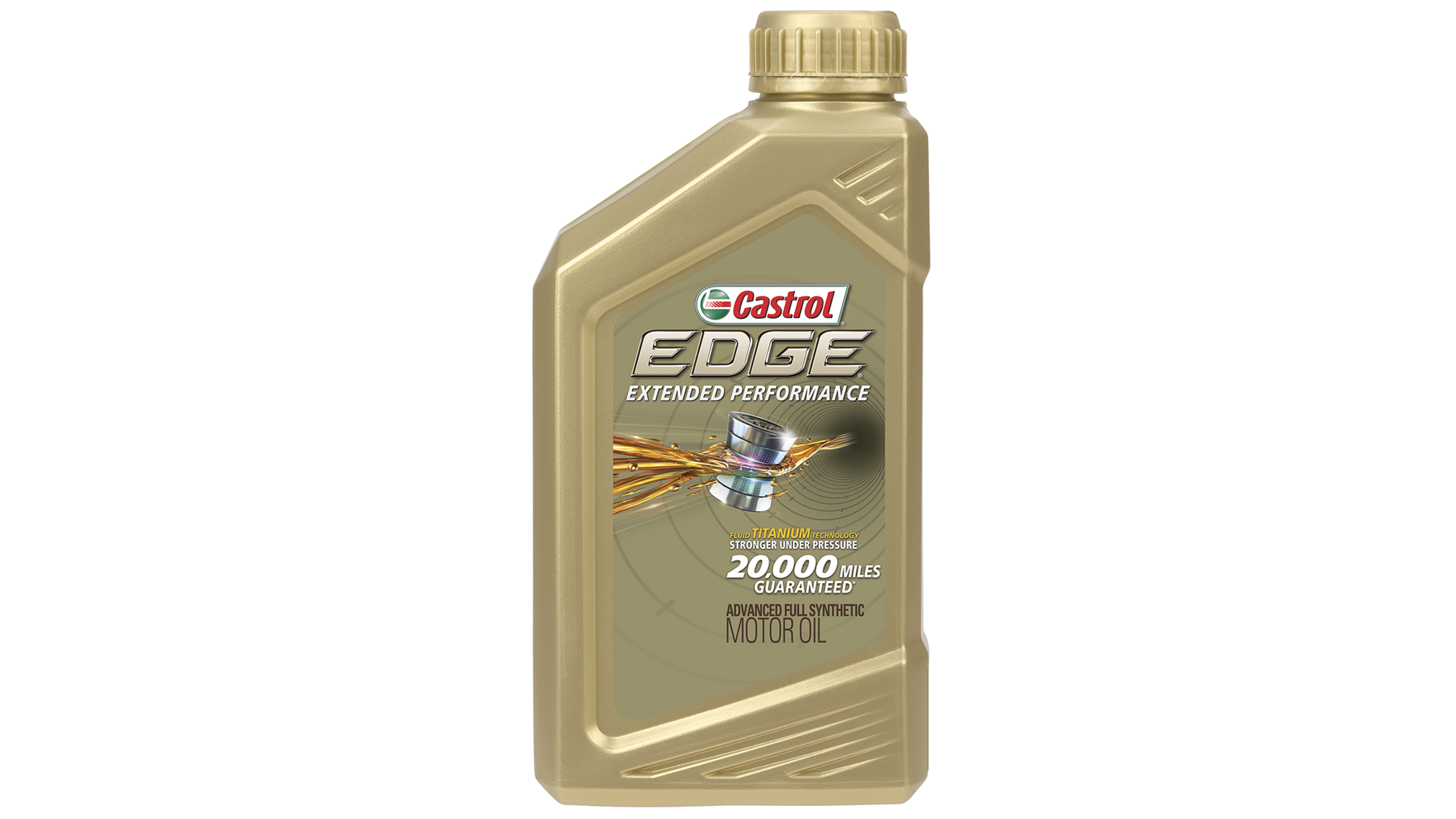 Castrol® EDGE® Extended Performance Motor Oil