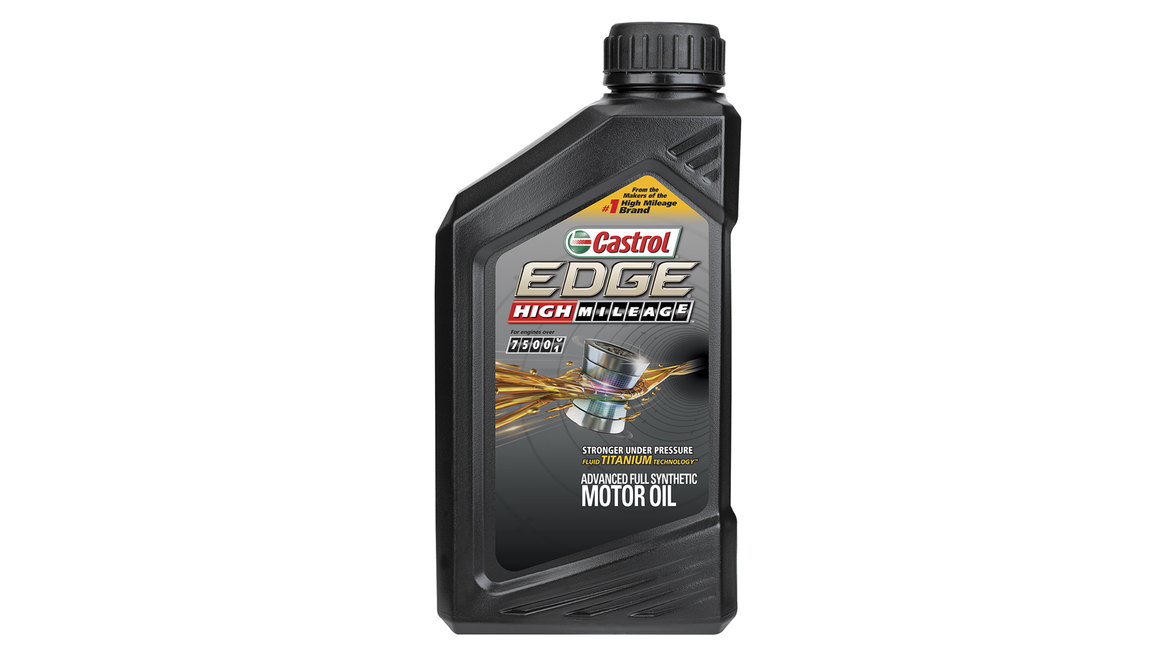 Castrol® EDGE® High Mileage Motor Oil