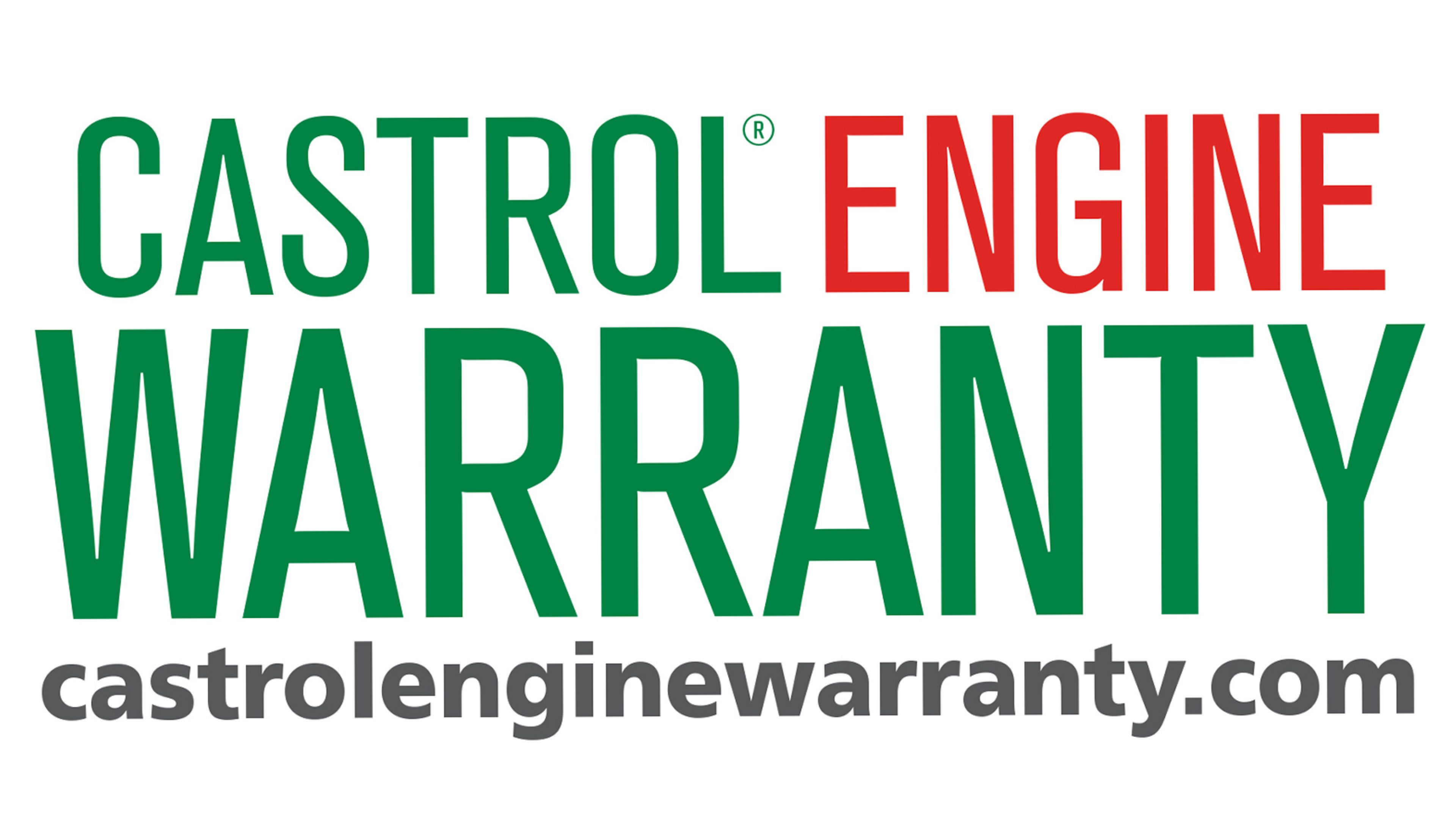 Castrol Engine Warranty