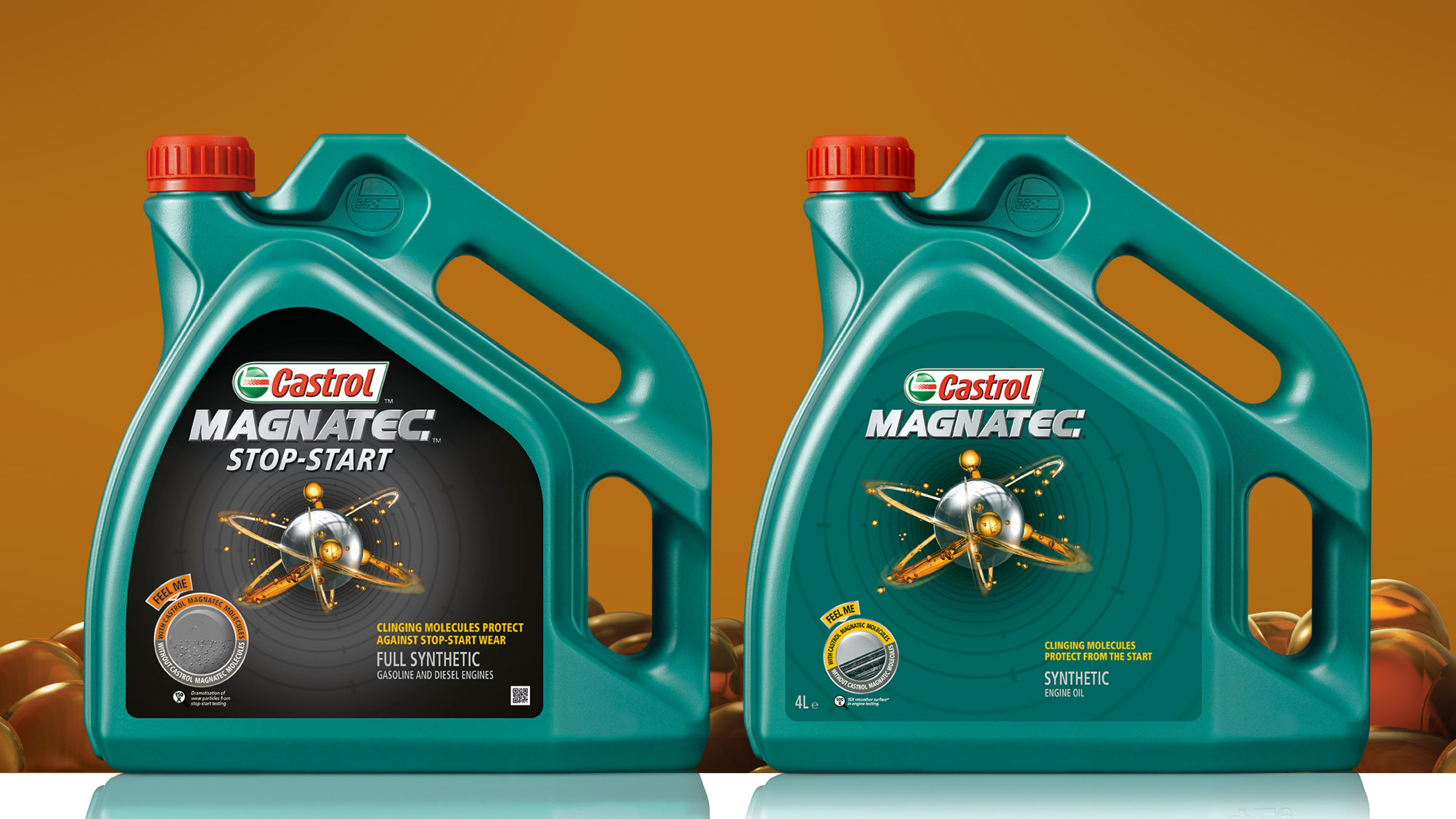 Castrol MAGNATEC Products