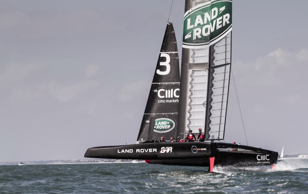 Castrol to Support UK's Land Rover Bar America's Cup Team