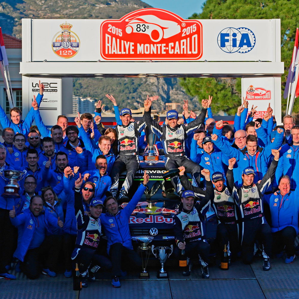 Dream Start To World Rally Championship For Volkswagen And Castrol EDGE