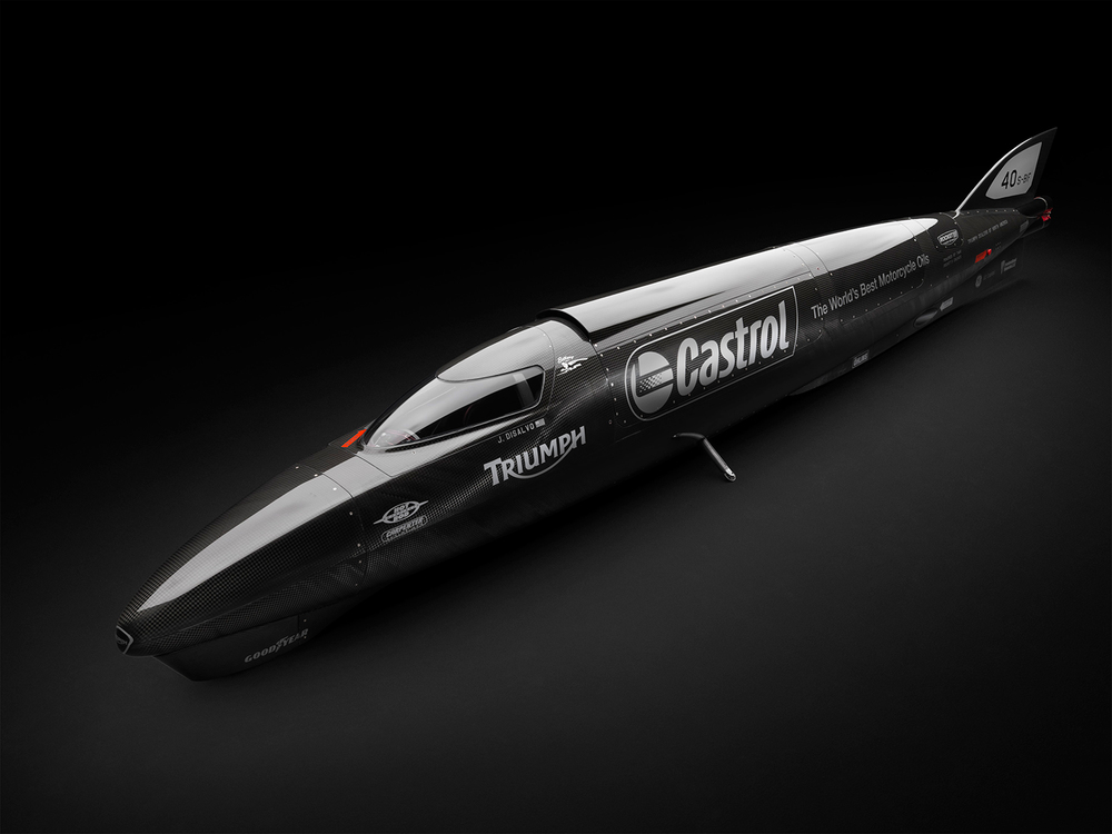 Castrol Rocket Honouring the past creating the future
