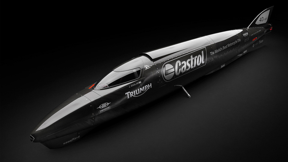 Castrol Rocket: The History of Motorcycle Land Speed Records
