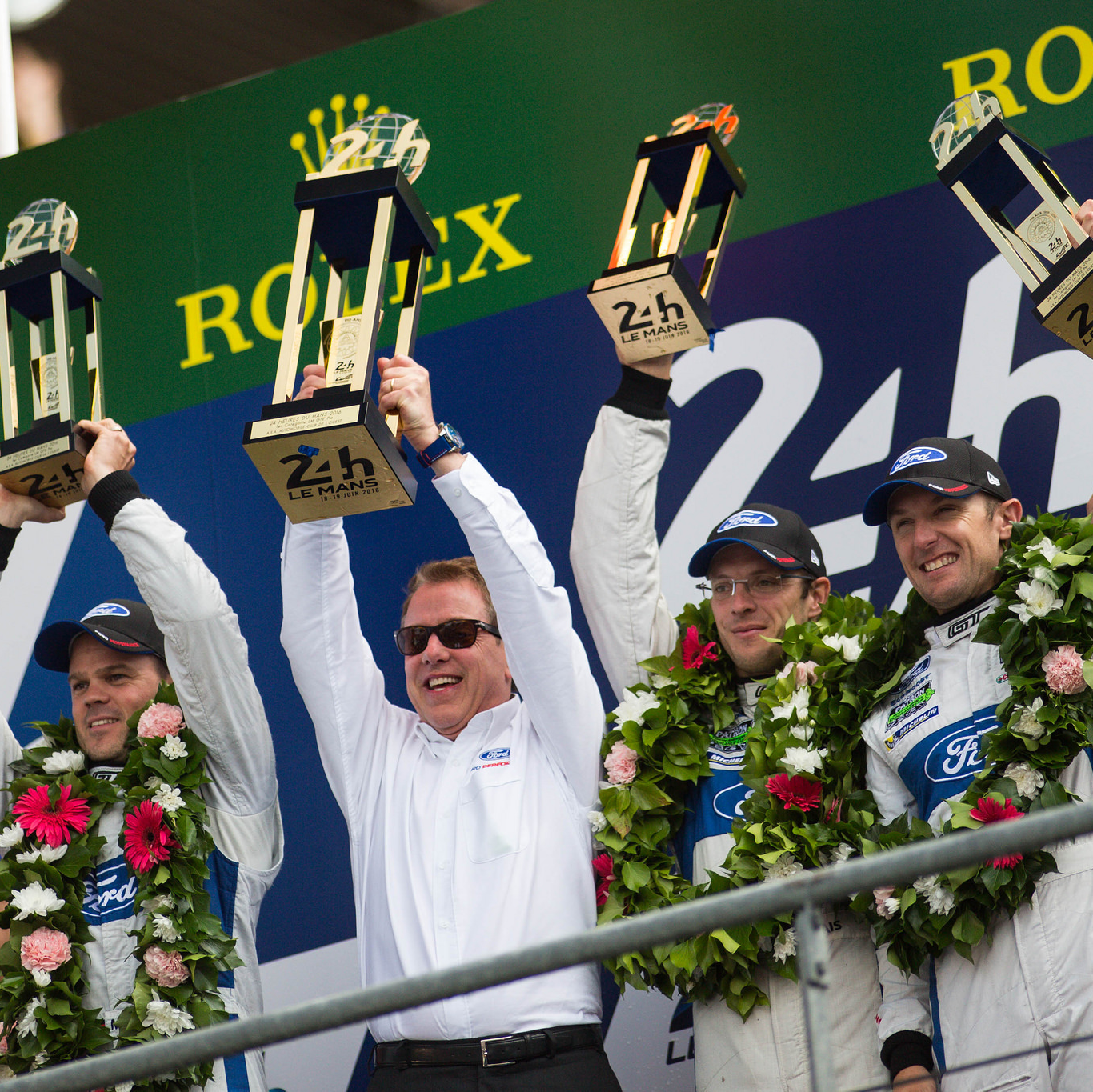 Castrol EDGE makes history in Le Mans and Indy 500