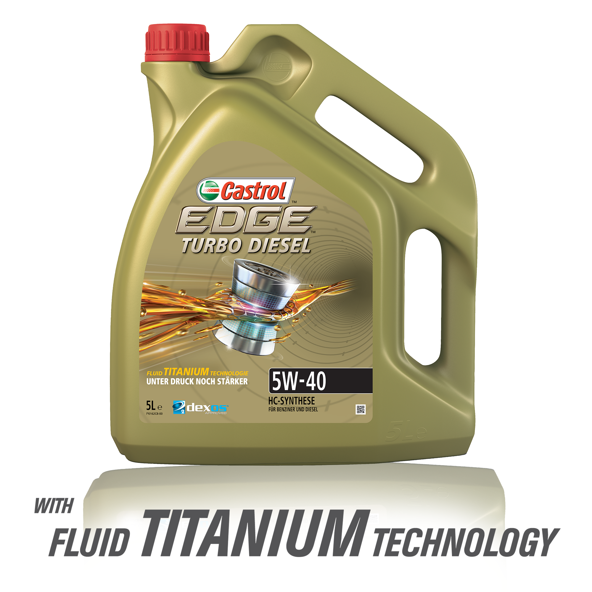 Castrol EDGE Turbo Diesel