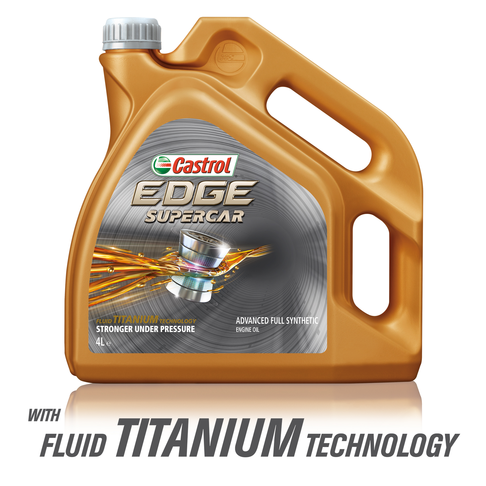 Castrol EDGE SUPERCAR 10W-60