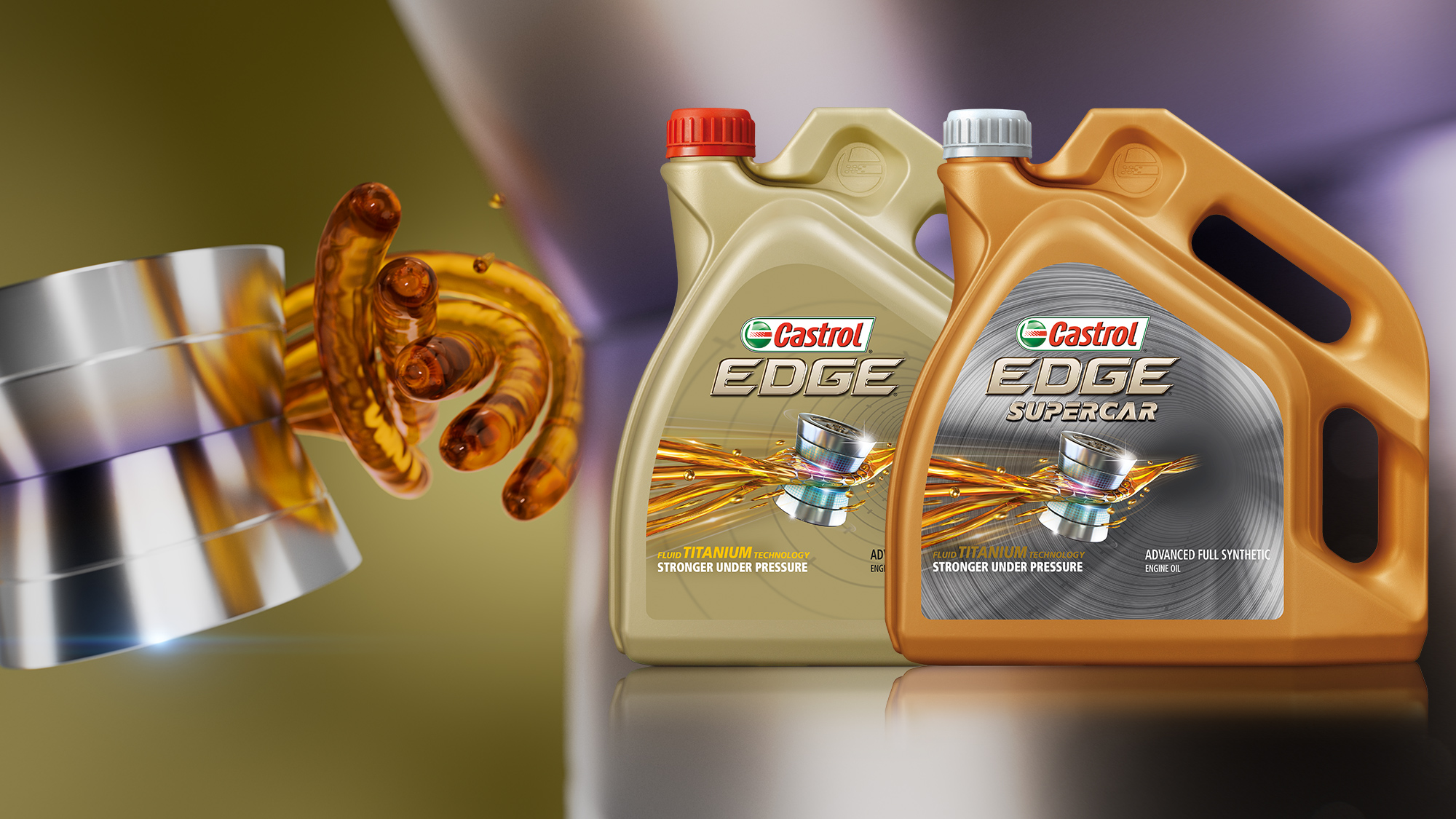 Castrol EDGE SUPERCAR PRODUCTS