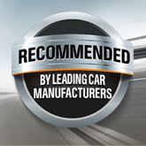 World-leading car manufacturers trust and recommend Castrol EDGE.