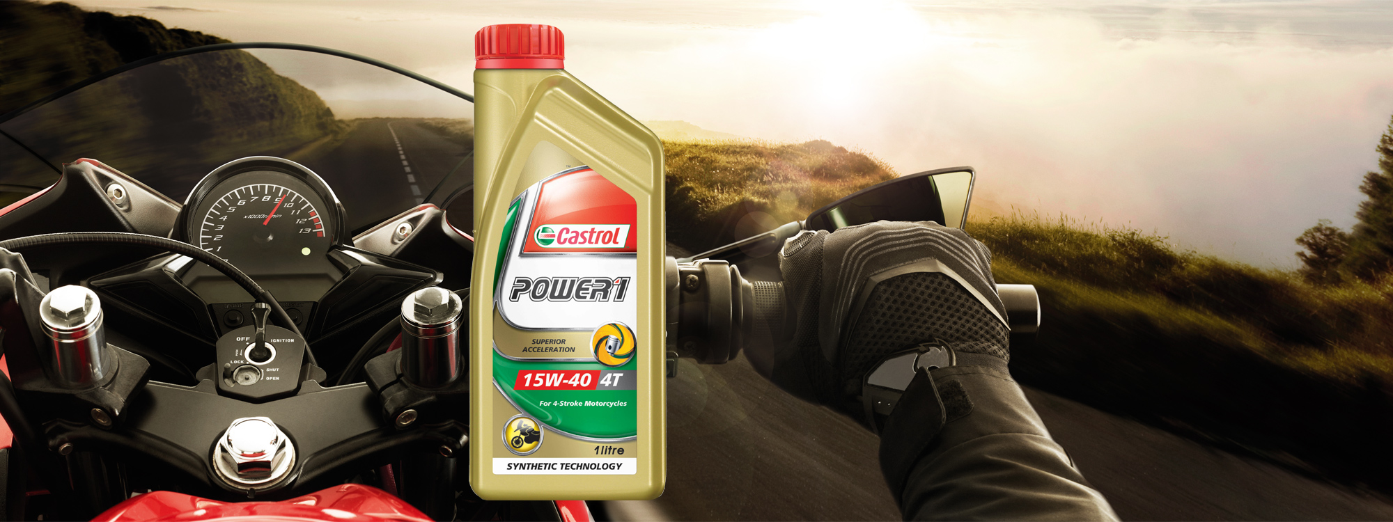 Engine Coolant Low >> Castrol POWER1 - Motorcycle & Scooter Engine Oil | Castrol Singapore | Castrol POWER1 Brand ...