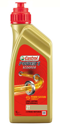 CASTROL POWER1 SCOOTER 2T