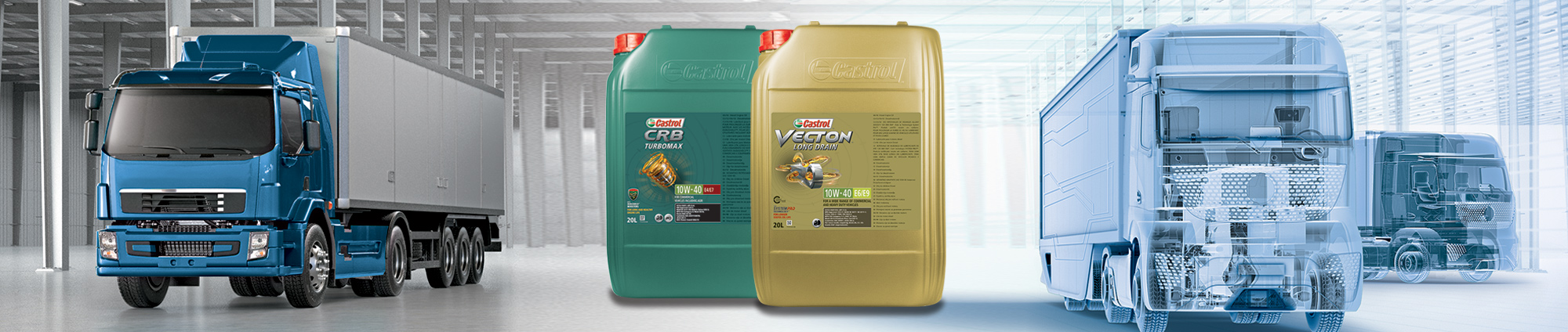 Truck & Bus Engine Oils