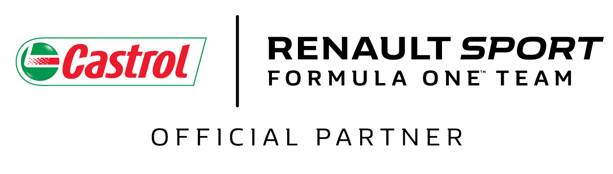 Castrol and Renault Sport Formula One Team