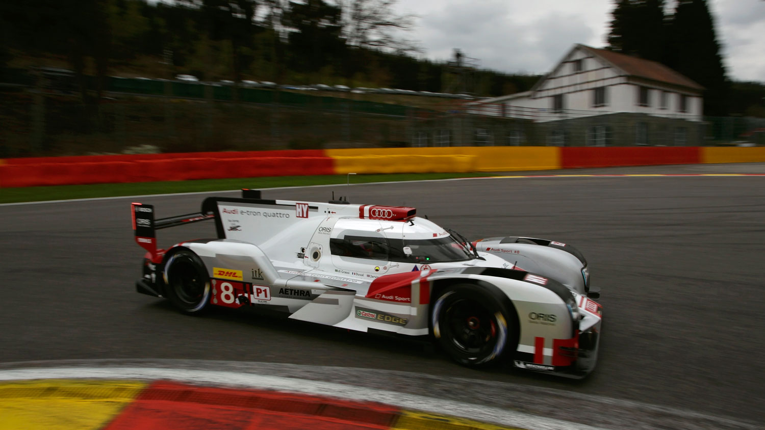Castrol and Audi World Endurance Champions