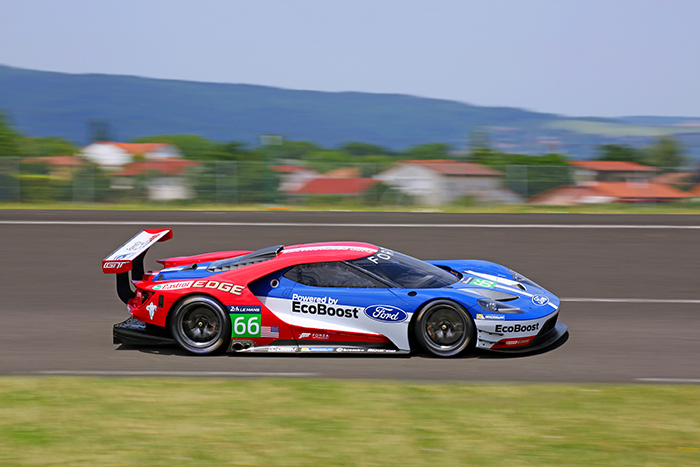 Ford-World Endurance Championship