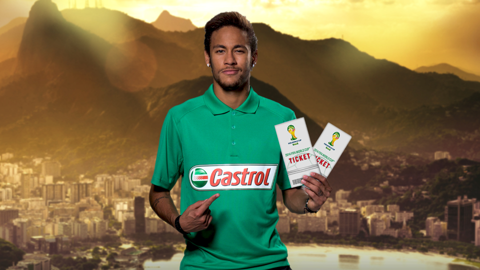 Castrol Soccer On Facebook – Brazil Fans Looking Forward To The 2014 FIFA World Cup™