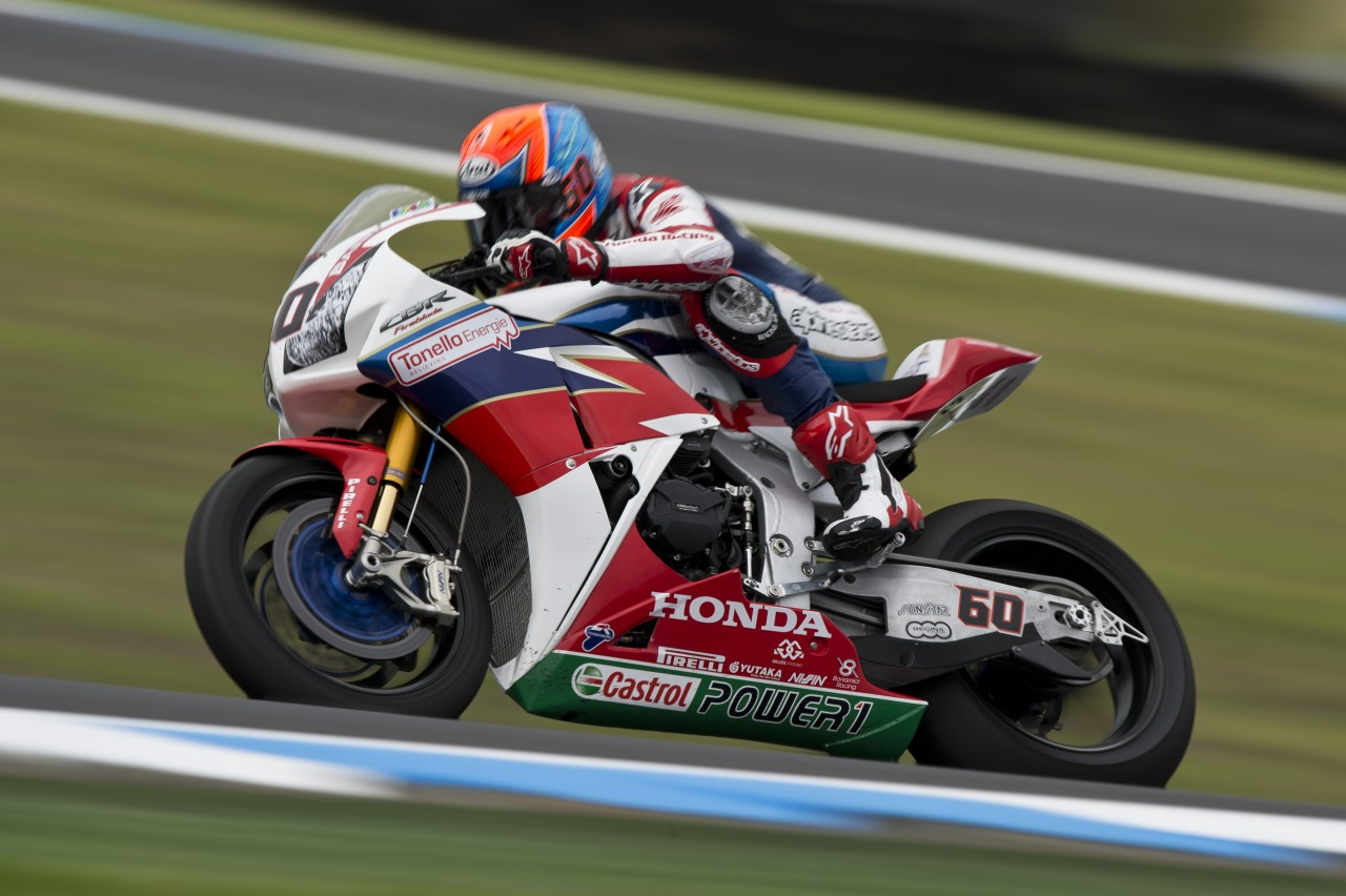Castrol POWER1 & Pata Honda Team - World Superbike Championship