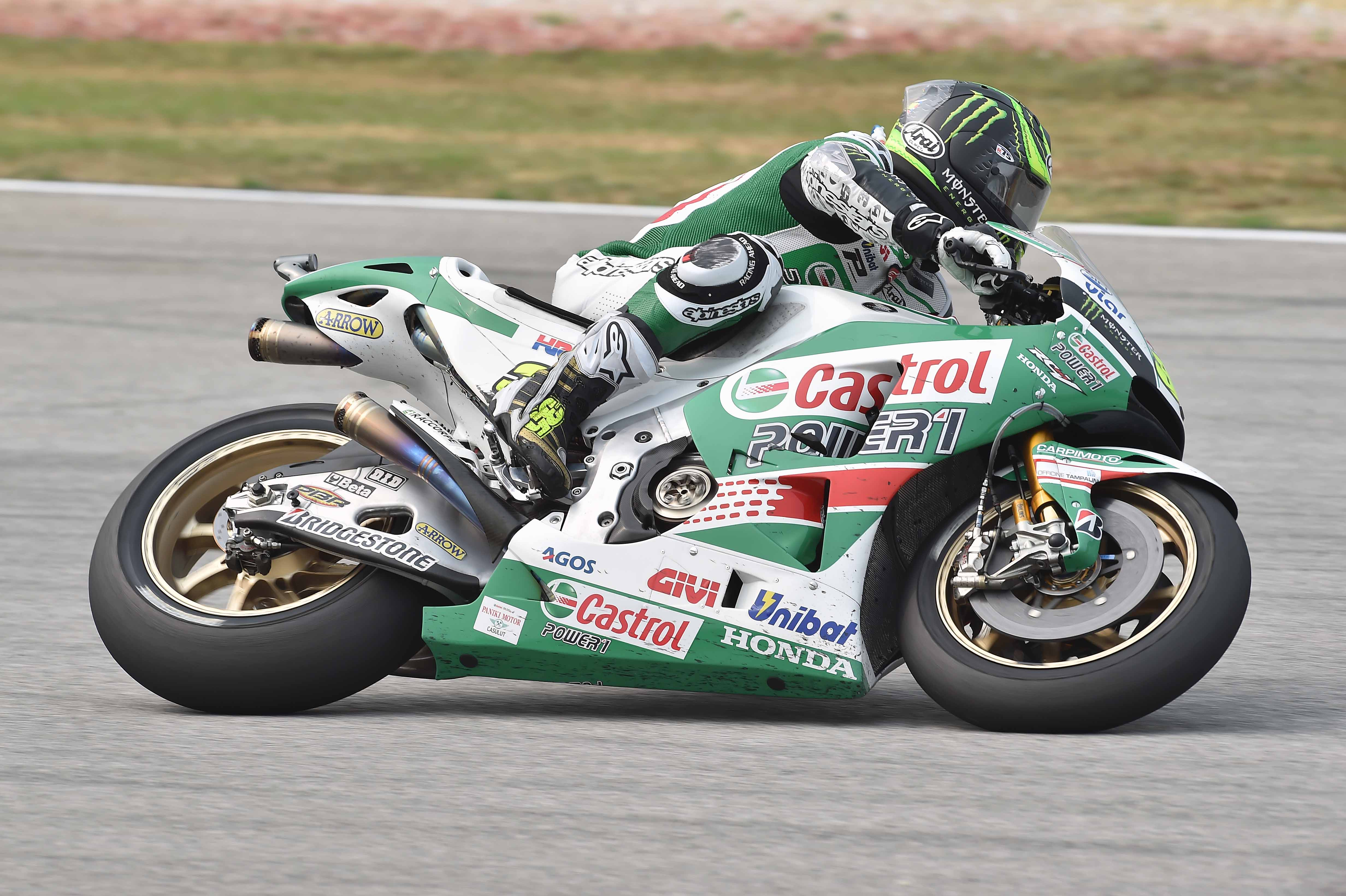 Castrol Power1 & LCR Honda Team – MotoGP