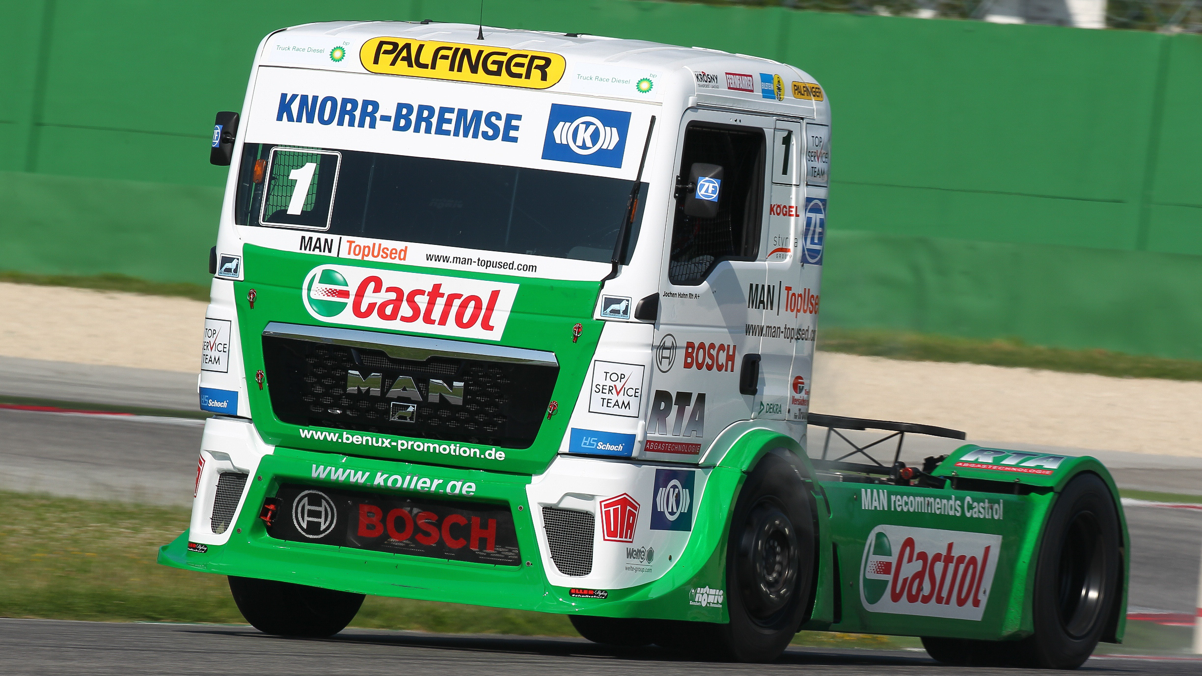 Castrol y Team Hahn Racing