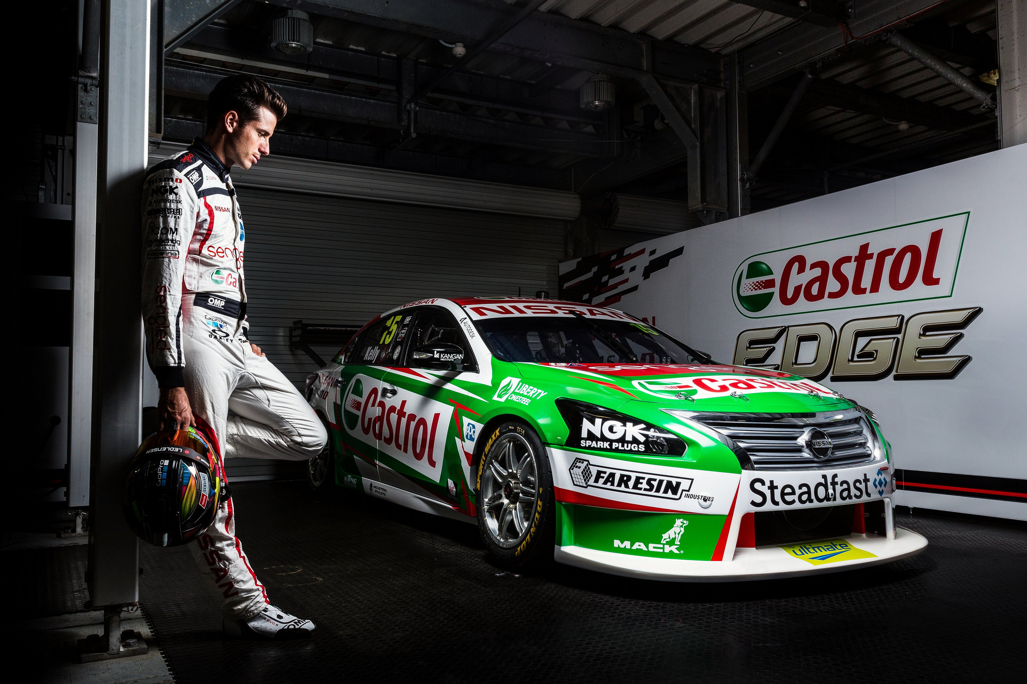 Castrol Racing Unveiled | Castrol Industry News & Events ...