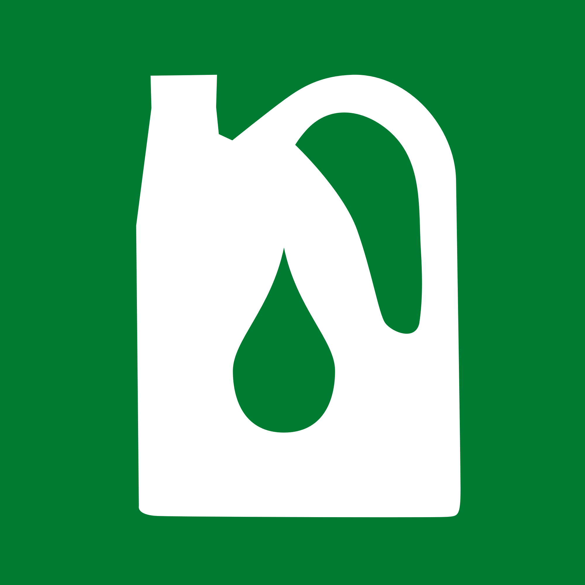 Engine Oils Icon