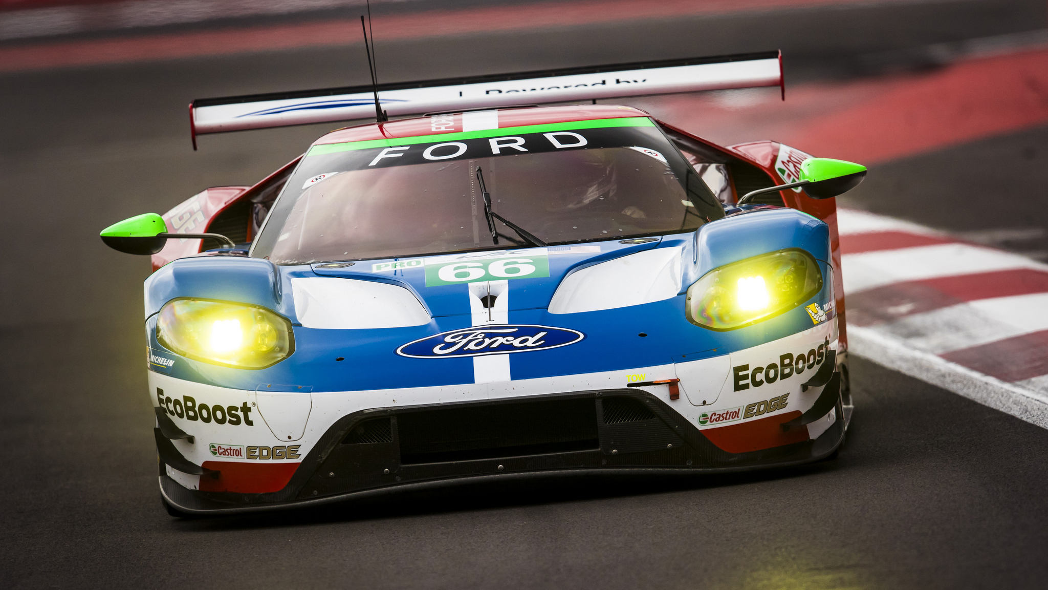 Ford Chip Ganassi Racing – WEC & IMSA