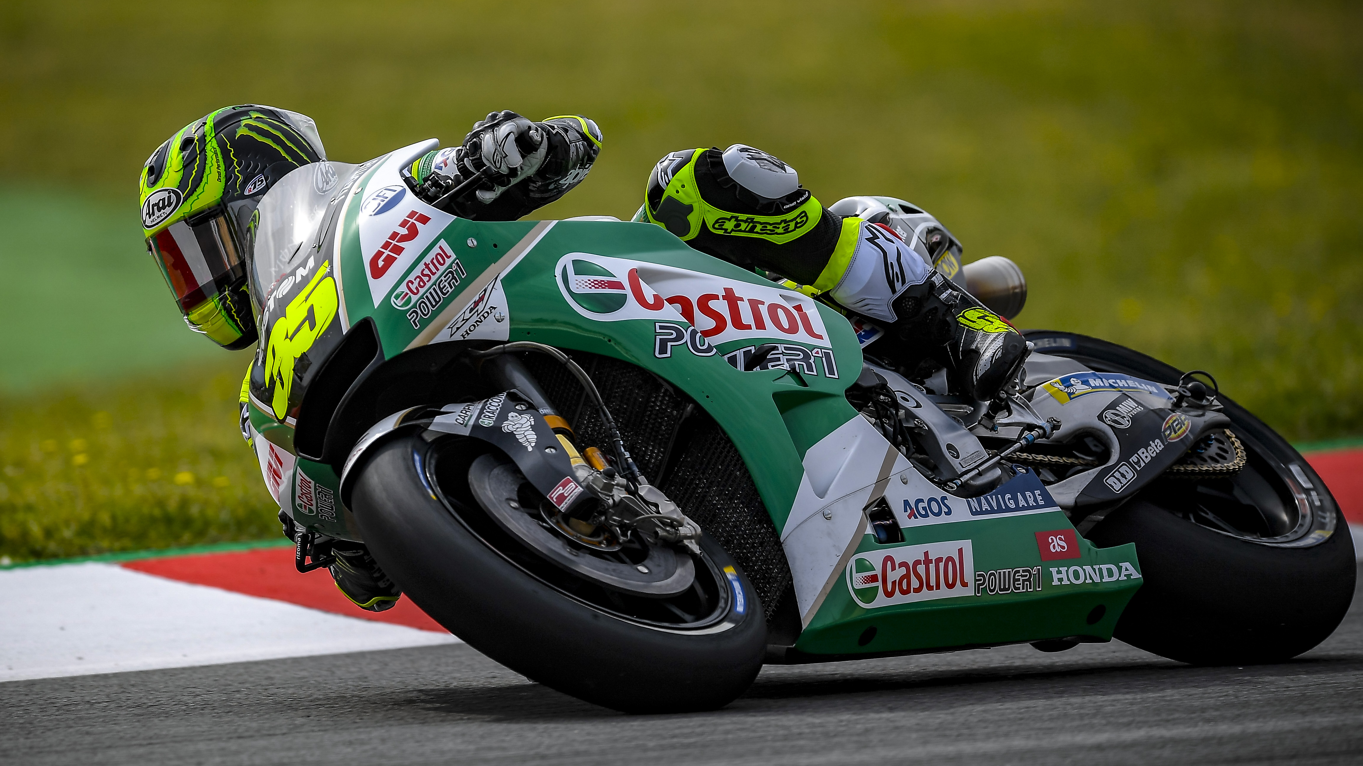Castrol POWER1 & CWM LCR Honda Team – MotoGP